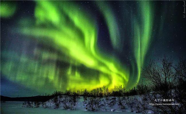 摩尔曼斯克北极光摄影之旅
