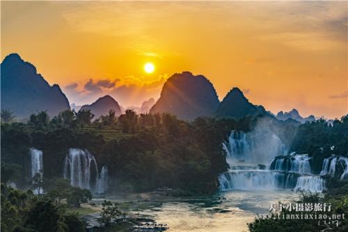 八桂寻摄-山情水韵醉岭西:广西中越边境10日摄影团