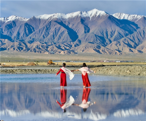 西部镜像-关河漠漠锁甘青10日摄影团