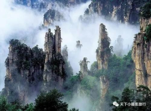 寻梦湘西--紫鹊界、高椅岭、小东江、张家界